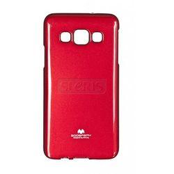 Etui JELLY CASE Samsung Galaxy A3 Czerwony - JC-A3-R
