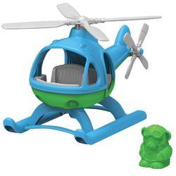 Helikopter niebieski