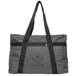 adidas Originals RUNNING Torba na zakupy dark grey heather/black