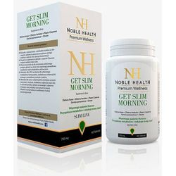 Get Slim Morning Noble Health x 60 tabletek - data ważności 31-08-2016r.