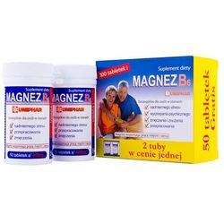Magnez 500+b6 x 50 tabl + 50 tabl