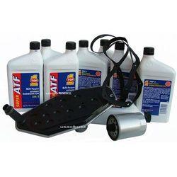 Filtry + mineralny olej skrzyni biegów Dodge RAM FT1223