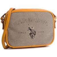 Torebka U.S. POLO ASSN. Houston Shopping Bag BEUHU0100WIP292 NavyBeige