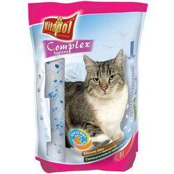 Vitapol Piasek Silikonowy dla kota bezzapachowy 5L [4862]