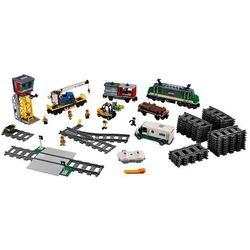60020 Ciezarowka Cargo Truck Klocki Lego City Porównaj Zanim Kupisz