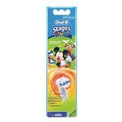 Końcówki do szczoteczek Oral-B EB 10-2 Kids Boy [Myszka Mickey]