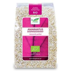 Bio Planet: amarantus ekspandowany BIO - 100 g