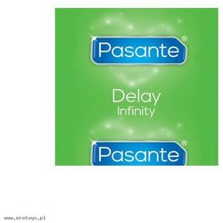 Pasante Delay/Infinity Bulk Pack (144 szt.)