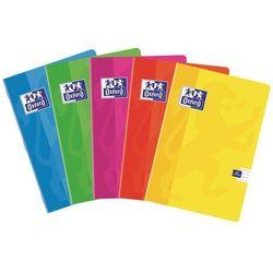 Zeszyt szkolny Oxford Soft Touch A5/32k. 400-875 linia