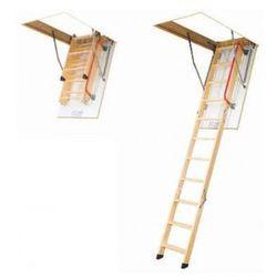 Schody strychowe FAKRO LWK Plus 60x111/280