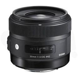 Sigma 30 mm F1.4 DC HSM A Nikon