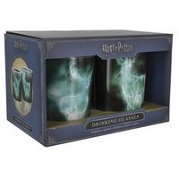 Sklenice Harry Potter - Patronus set 2 ks 300 ml neuveden