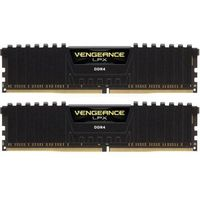 Corsair DDR4 Vengeance LPX 8GB/3000 (2*4GB) BLACK CL16