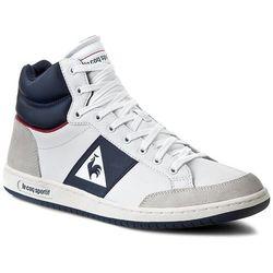 Sneakersy LE COQ SPORTIF - Prestige Court Mid Sport 1520898 Biały