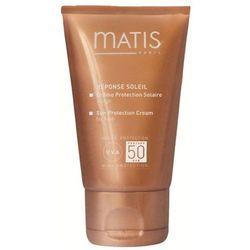 Matis - Sun Protection Cream SPF 50 - Krem do opalania SPF 50 - 50 ml - DOSTAWA GRATIS! Kupując ten produkt otrzymujesz darmową dostawę !
