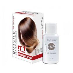Biosilk Silk Therapy Profesjonalna jedwabna regeneracja Jedwab do włosów 15 ml