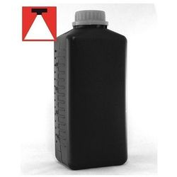 Retro-Image butelka na chemię czarna 1l