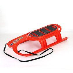 KHW Snow Tiger - 21501 - Saneczki (czerwone) - Czerwony