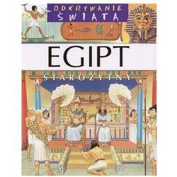 Odkrywanie świata Egipt starożytny - Praca zbiorowa