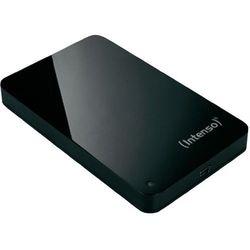 Dysk Zewnętrzny Intenso 500gb Memorystation Czarny 2.5