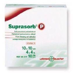 Suprasorb® P 10cmx10cm przylepny 1 sztuka - poliuretanowy opatrunek piankowy