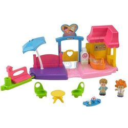 Lodziarnia Little People Fisher Price