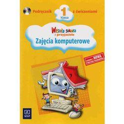 Wesoła szkoła i przyjaciele 1 Podręcznik z płytą CD Zajęcia komputerowe (opr. miękka)