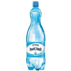 ŻYWIEC ZDRÓJ 1,5l Woda źródlana lekko gazowana