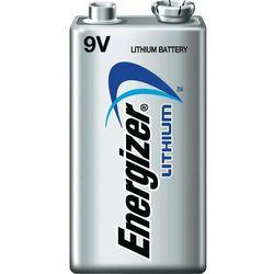 Bateria Alkaliczna Energizer 9V.