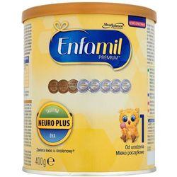 ENFAMIL 400g Premium 1 Mleko początkowe od urodzenia