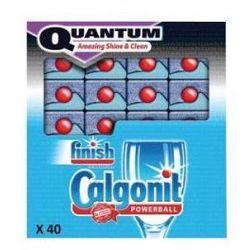 Tabletki do zmywarek Finish Powerball Quantum Max regular (40 sztuk)