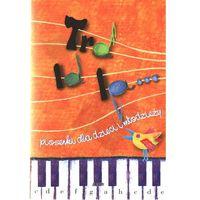 Tra la la pisenki dla dzieci i młodzieży - Elżbieta Bura (opr. miękka)