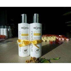 BIO2YOU VITE Odżywka do włosów suchych, farbowanych i zniszczonych z olejem kokosowym, awokado, rumiankiem, pokrzywą i rokitnikiem 250 ml