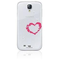 Etui HAMA do Samsung Galaxy S4 White Diamonds Heart