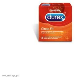 Prezerwatywy Durex Close Fit A3
