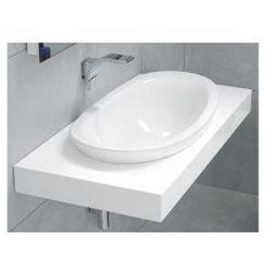 Blat do umywalki Flaminia IO dąb, 110 x 55 x 10 cm IO90M1 oak