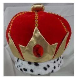 Korona Króla - przebrania , kostiumy dla dzieci