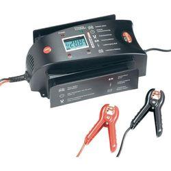 Prostownik automatyczny Profi Power LCD 12+24A, 12 V, 12 lub ??24A, IP20, 60 do 600 Ah