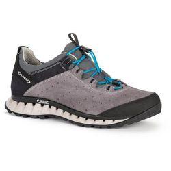 7a1b6abb Aku buty outdoorowe męskie Climatica Suede Gtx Grey Blue 8,5 (42,5
