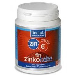Zinkotabs 300 tabletek Kupuj Taniej z kartą Finclub Warszawa