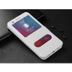 View Flip Biały   Etui z klapką dla Huawei Honor 5X - Biały