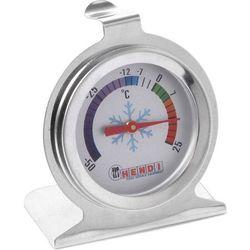 Termometr do Mroźni i Lodówek - Ø60x70 mm|- 50°C do 25°C