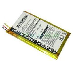 Bateria Apple iPod Nano 2nd G2 6GB 8GB 616-0282 616-0283 370mAh 1.4Wh Li-Polymer 3.7V