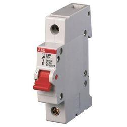 Rozłącznik izolacyjny E201/100R 1P 2CDE281001R0100