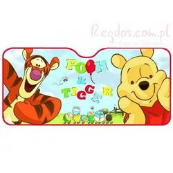 Zasłonka przeciwsłoneczna na przednią szybę Myszka Mickey - Myszka Miki - Disney