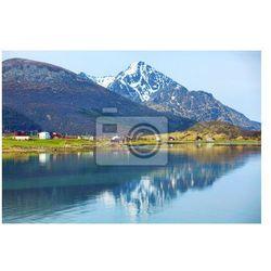 Obraz Norweski fiord