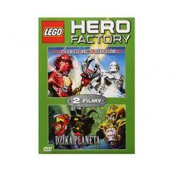 Hero Factory: Dzika planeta / Pierwsze akcje rekrutów