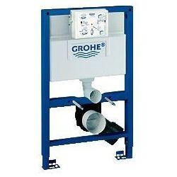 Grohe Rapid SL Stelaż podtynkowy do WC ściennego ze spłuczką do WC 6-9 l 38526000