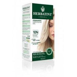 Naturalna trwała farba do włosów - PLATYNOWY BLOND 10N - HERBATINT