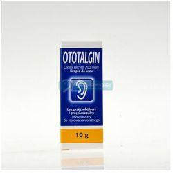 Ototalgin krop.do uszu 0,2 g/g 10 g
